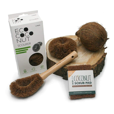 Coconuts Cleaning Kit