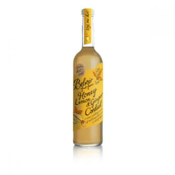 Honey Lemon & Ginger Cordial - 500ml