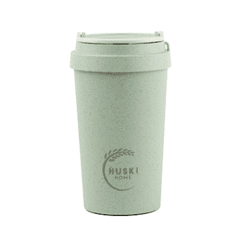 Huski Rice Husk Travel Coffee Cup duck egg