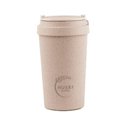 Huski Rice Husk Travel Coffee Cup rose