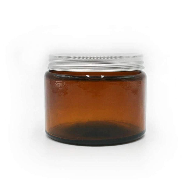 500ml Amber Glass Jar