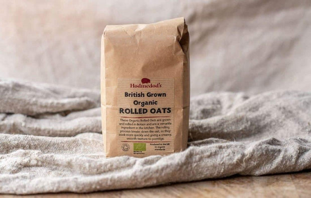 Hodmeodod's British Grown Organic Rolled Oats