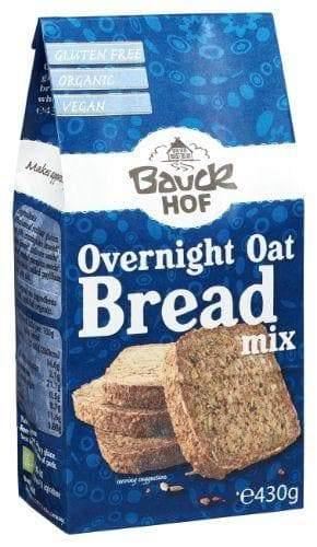Gluten Free Overnight Oatbread Mix - 430g Past Best Before Date - EcoVibe