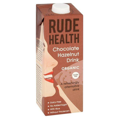 Rude Health Chocolate & Hazelnut