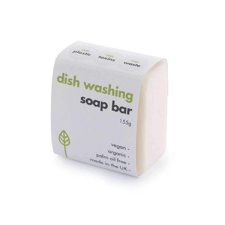 Eco Living Dish Washing Soap Bar - Small