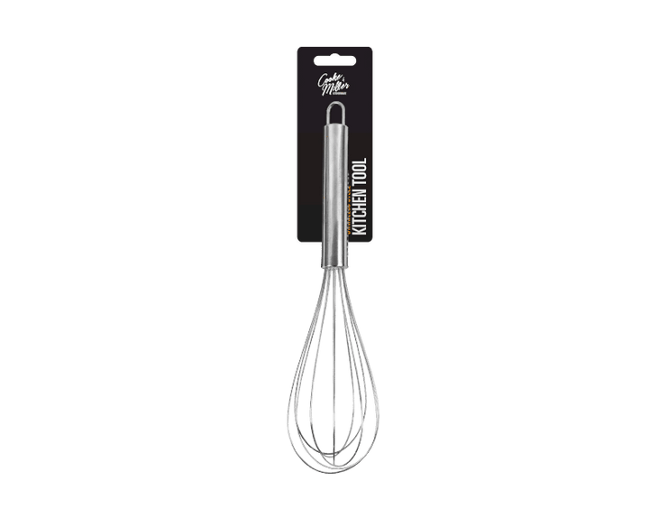 Cooke & Miller Stainless Steel Whisk