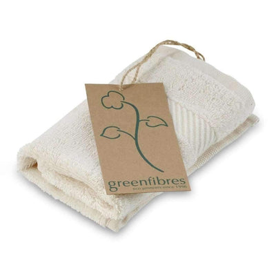 Gentle Organic Cotton Terry Face Cloth