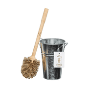 Eco Living Plastic Free Toilet Brush