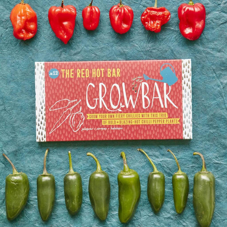 Red Hot Chilli Growbar Kit