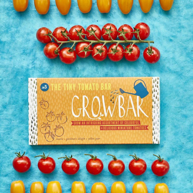 The Tiny Tomato Growbar Kit