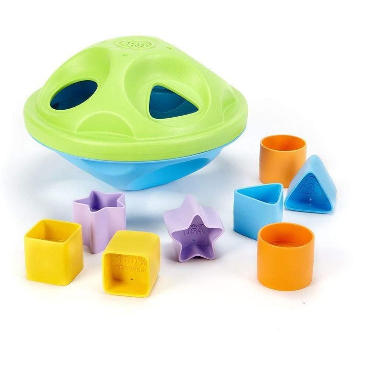 My First Shape Sorter Toy (Recycled Plastic)