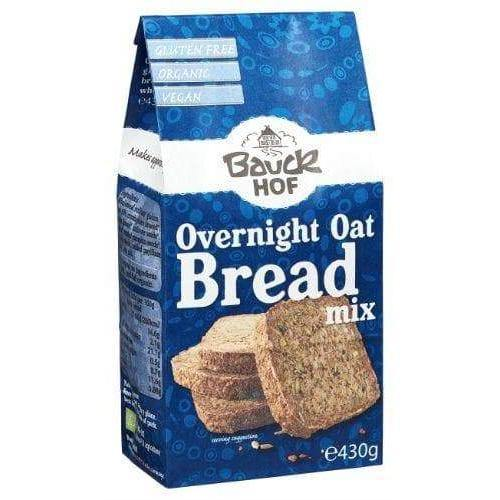 Gluten Free Overnight Oatbread Mix - 430g