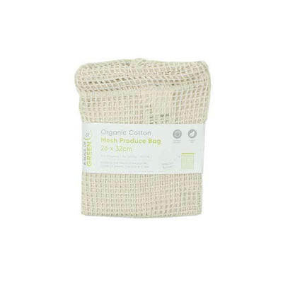 Medium Organic Cotton Mesh Bag