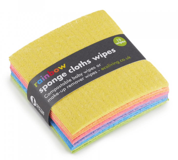 Compostable Cloths - Pack of 12
