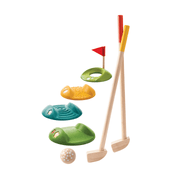 Toy Mini Golf Set