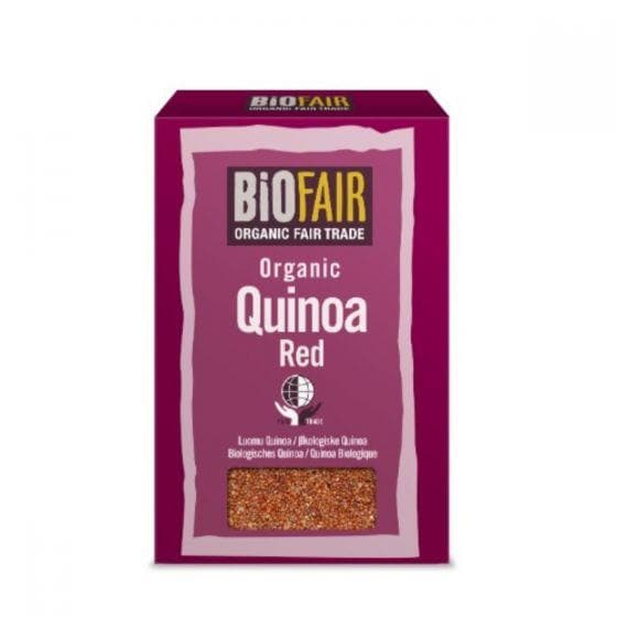 Organic Red Quinoa Grains - 500g