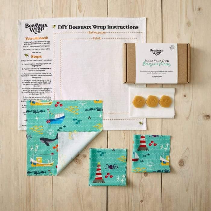 The Beeswax Wrap Co - DIY Kit