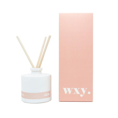 wxy Reed Diffuser White Woods & Amber Down