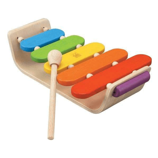 Toy Oval Xylophone