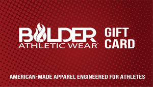 BOLDER Athletic Wear