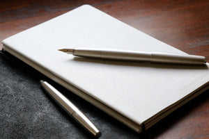 First Look - The A5 Cahier Tomoe River Notebook