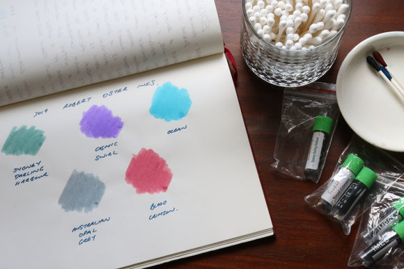 First look - Robert Oster 2019 Inks