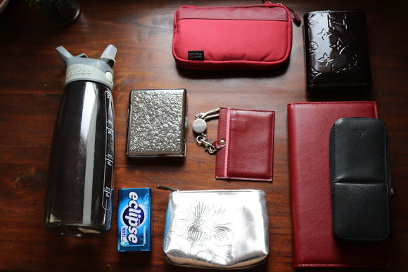 What's in my bag - the Full Mobile Office
