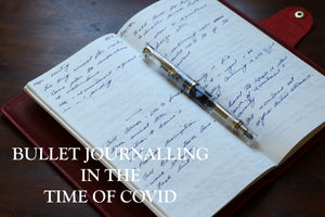 Work Bullet Journaling in the time of Covid