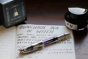 Bungubox Ink of Witch