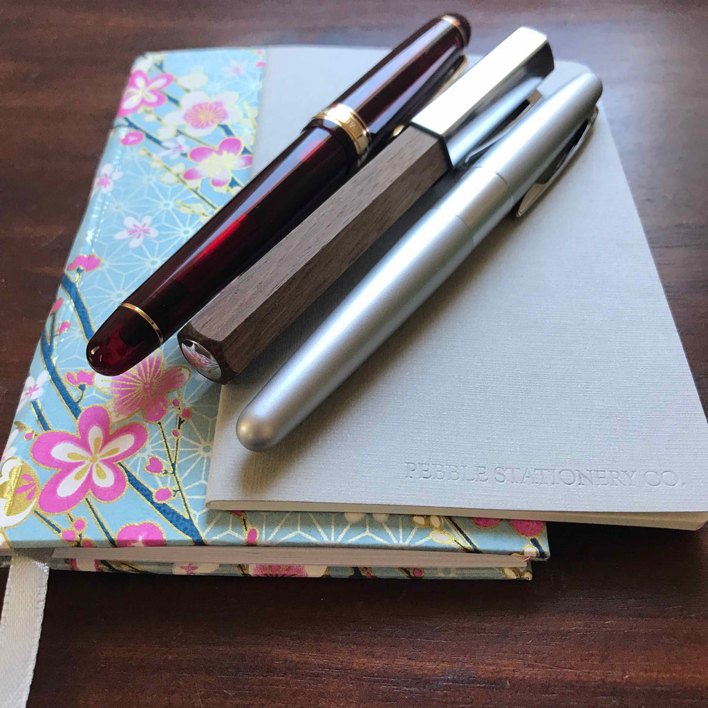 The Best Fountain Pens for Travel