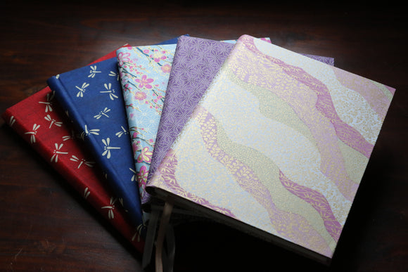 Chiyogami Notebooks