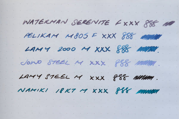Pebble Stationery Co Waterman Serenite review