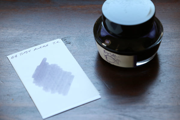 Pebble Stationery Co Favourite Purple Inks