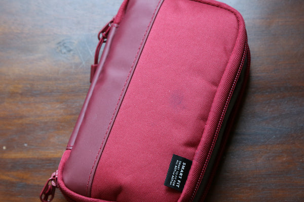 Pebble Stationery Co Lihit Lab pencil case