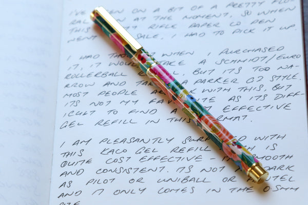 Pebble Stationery Co Rifle Paper Rollerball
