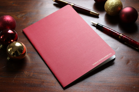 The A5 Cahier Holiday Limited Edition