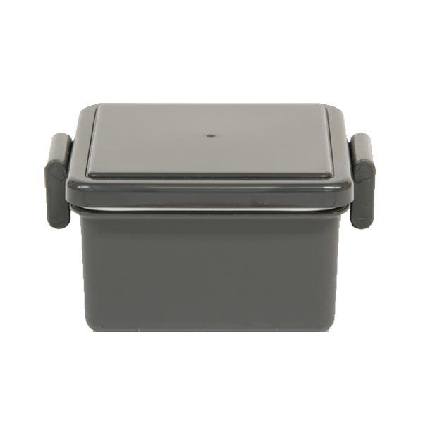 Gel-Cool Square Bento Box Small | Sesame Gray