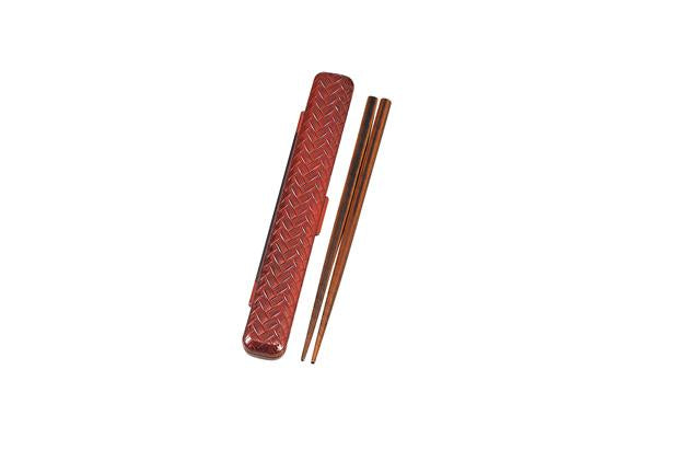 Ajiro chopsticks | 18cm Light brown