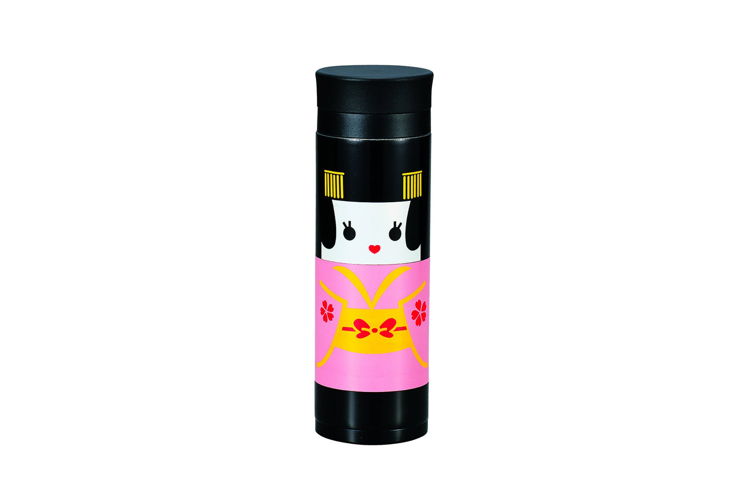 Kokeshi Stainless Steel Bottle | Maiko