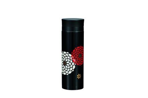 Ojyu Stainless Steel Bottle | Black