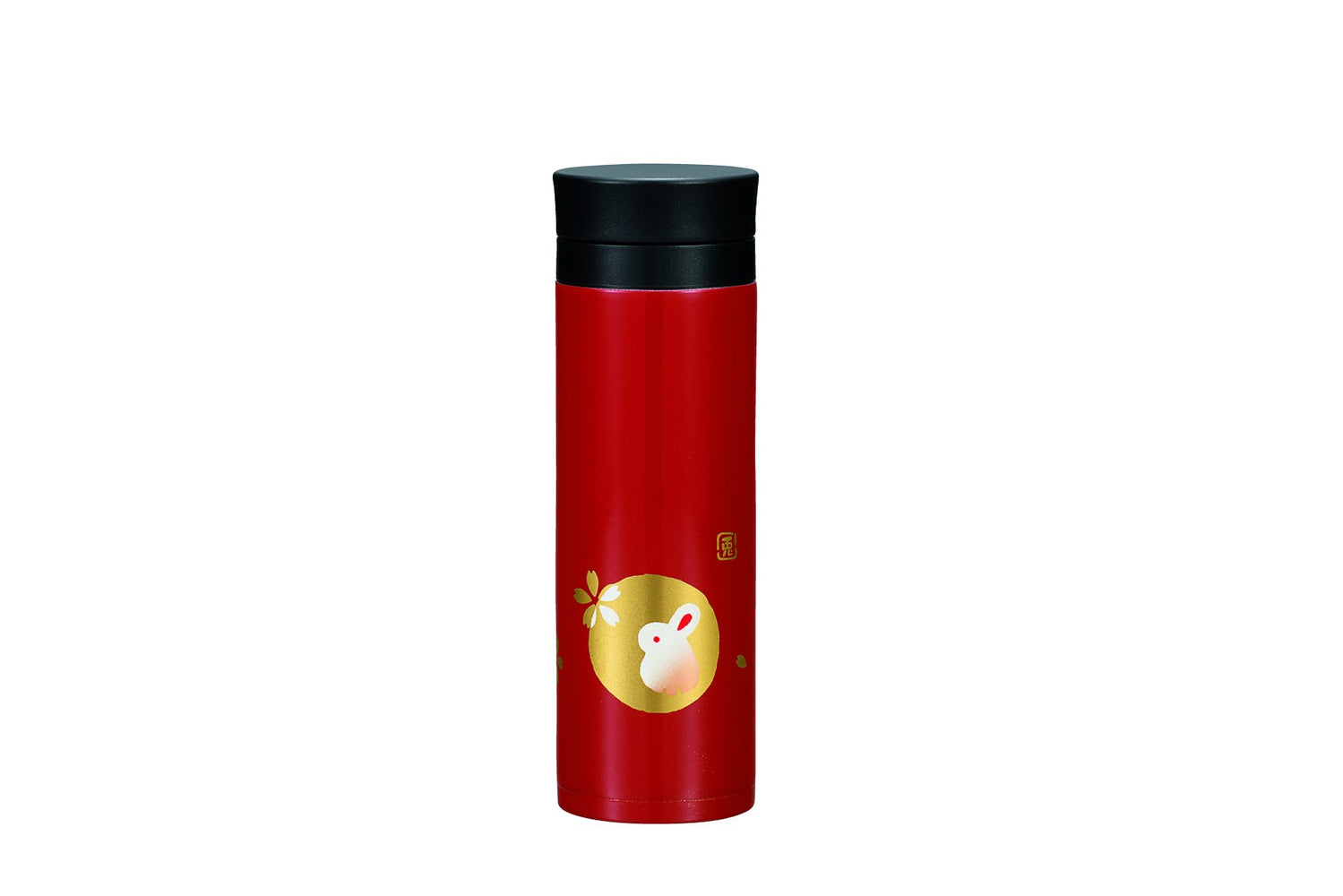 Usagi Stainless Steel Bottle | Red