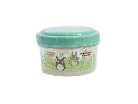 Totoro Field Round Food Container