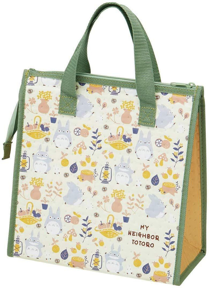 Totoro Insulated Lunch Bag | Harvest