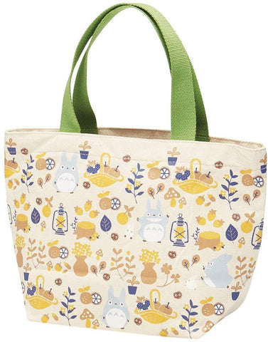 Totoro Canvas Tote Bag | Harvest