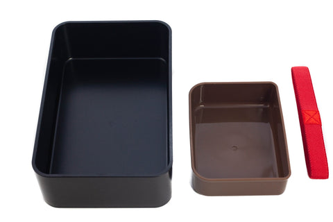 Sakura One Tier Bento Box 800mL
