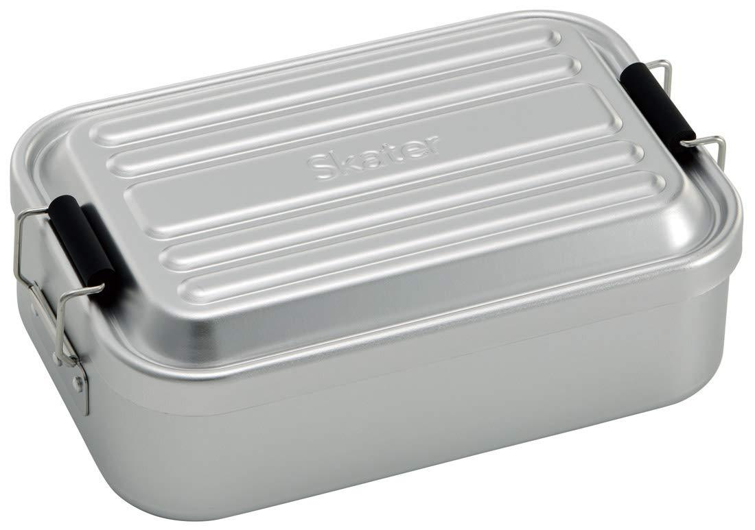 Aluminum Lunch Box 600mL | Silver