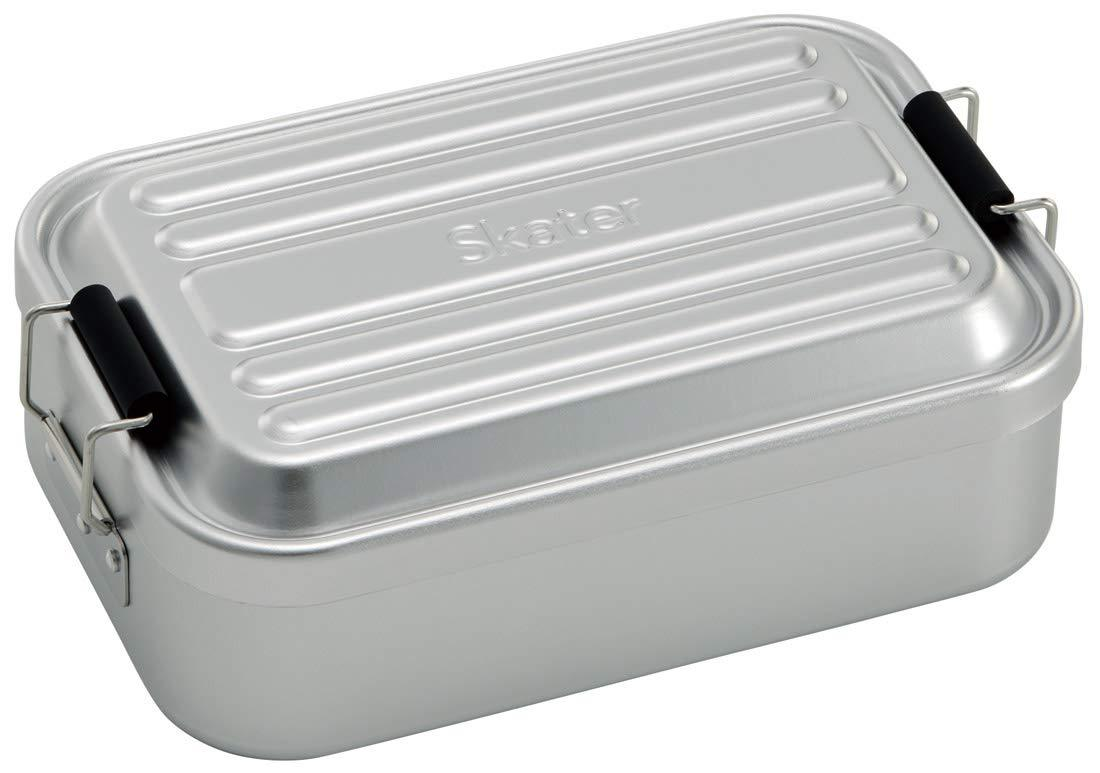 Aluminum Lunch Box 850mL | Silver