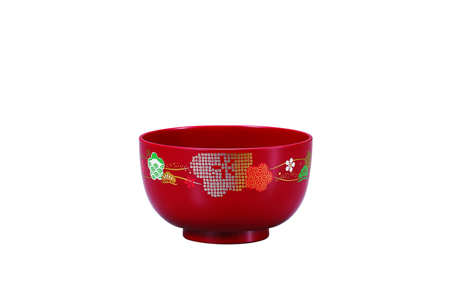 Motenashi Wafu Bowl | Red