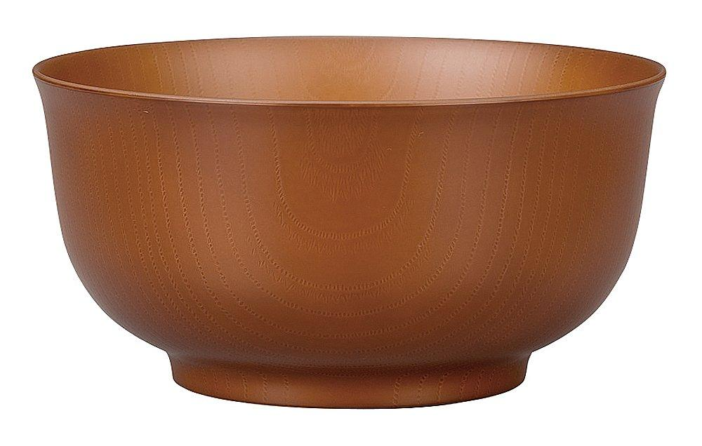 Woodgrain Ramen Bowl | Light Brown