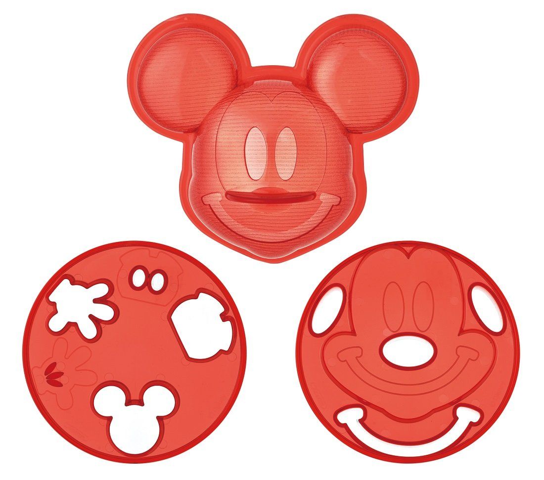 3D Rice Mold | Micky Mouse